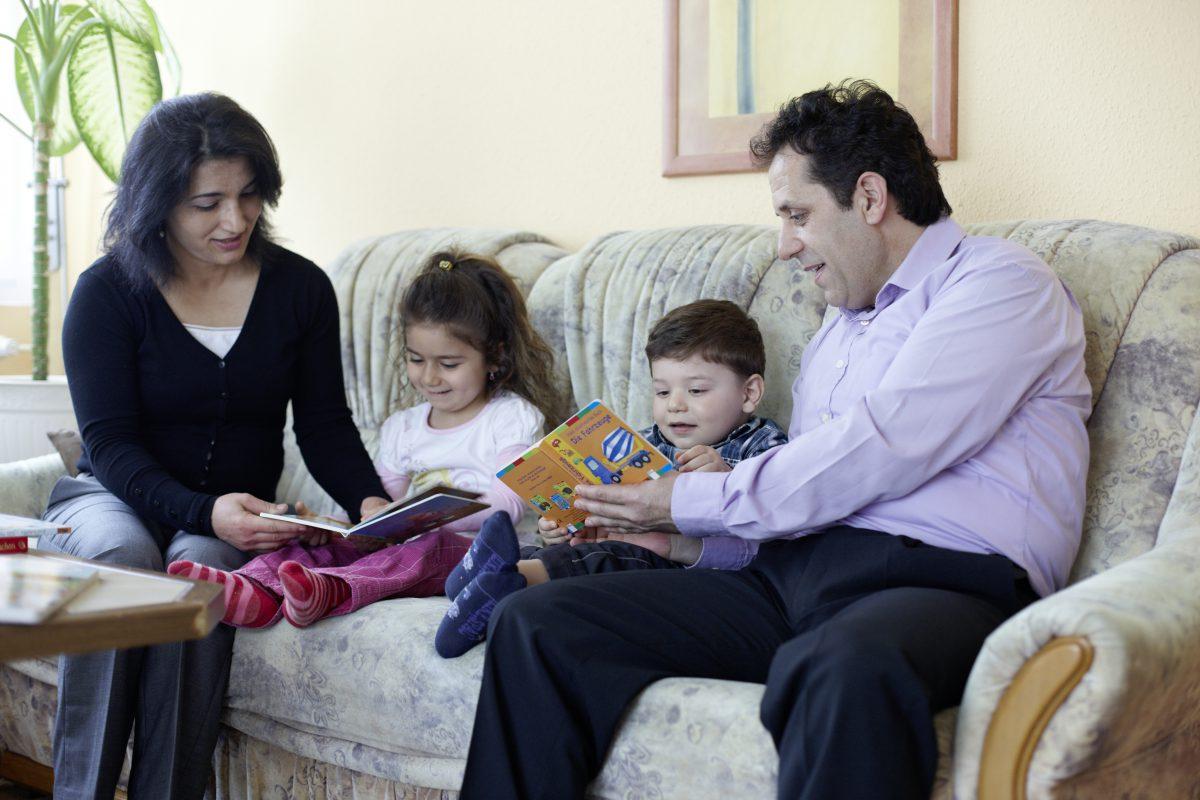Vorlesestudie bestätigt: Buchgeschenke wirken
