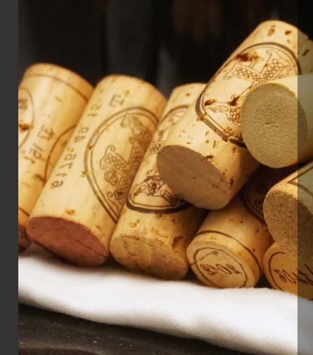 6. September: Wein trinken für Buchstart!