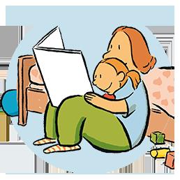 Buchstart zuhause ist jetzt online